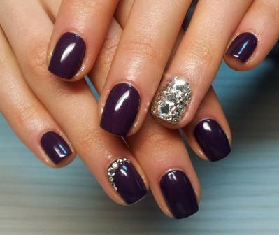 Очень красивый дизайн ногтей-163 фото -Фото дизайна ногтей 70