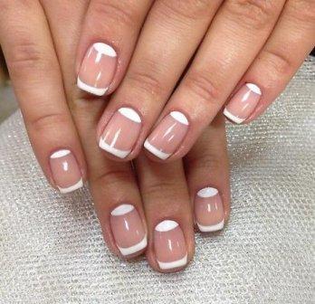 Фото ногтей покрытых гель лаком дизайн