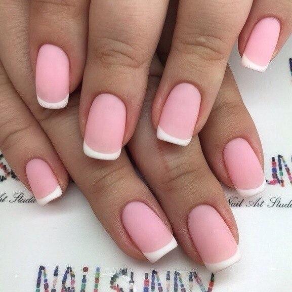 Розовый маникюр — идеи нежного дизайна ногтей рекомендации