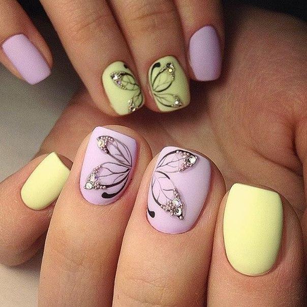 Дизайн ногтей посмотреть рисунки 8