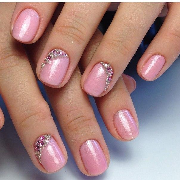Модные рисунки на ногтях гель-лаком: фото и видео
