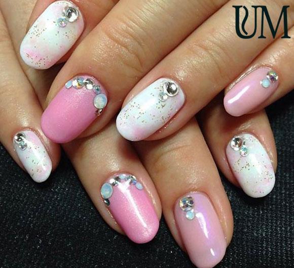 Художественная роспись ногтей пошагово - урок для 99